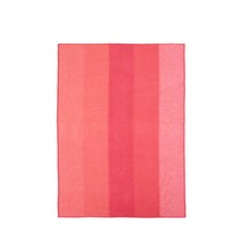 Normann Copenhagen Plaid Tint Throw Pink