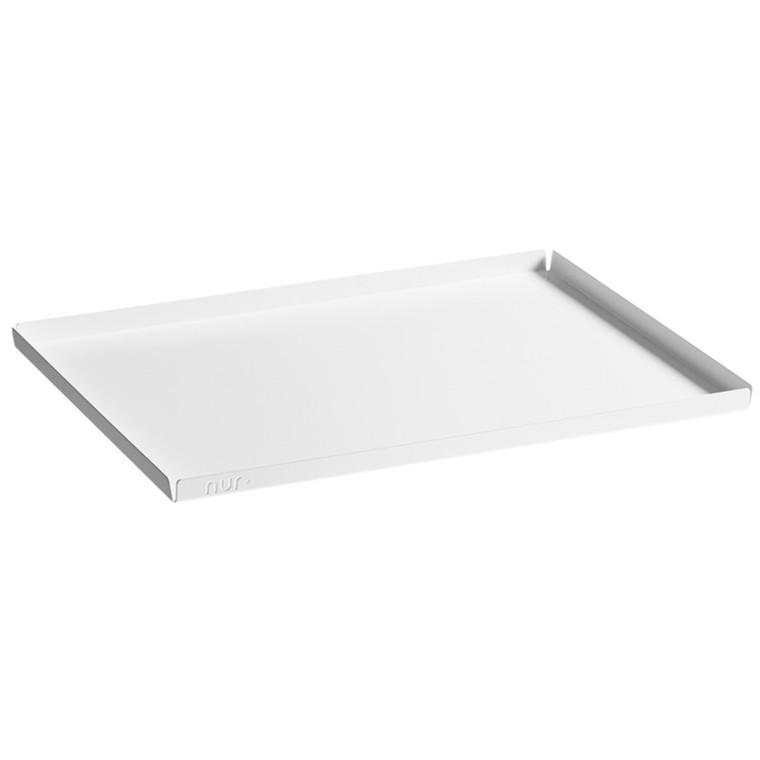 Nur Tray Bakke Hvid XL