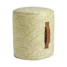 OYOY Mini Paddy Puf Cylinder Bamboo