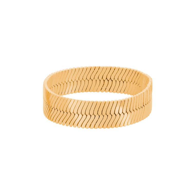 Pernille Corydon Edith Ring Forgyldt