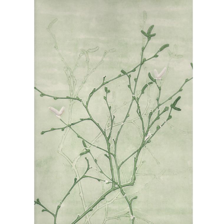 Pernille Folcarelli Postkort Birch Green
