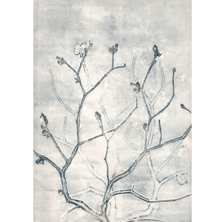 Pernille Folcarelli Postkort Lilac Cloud