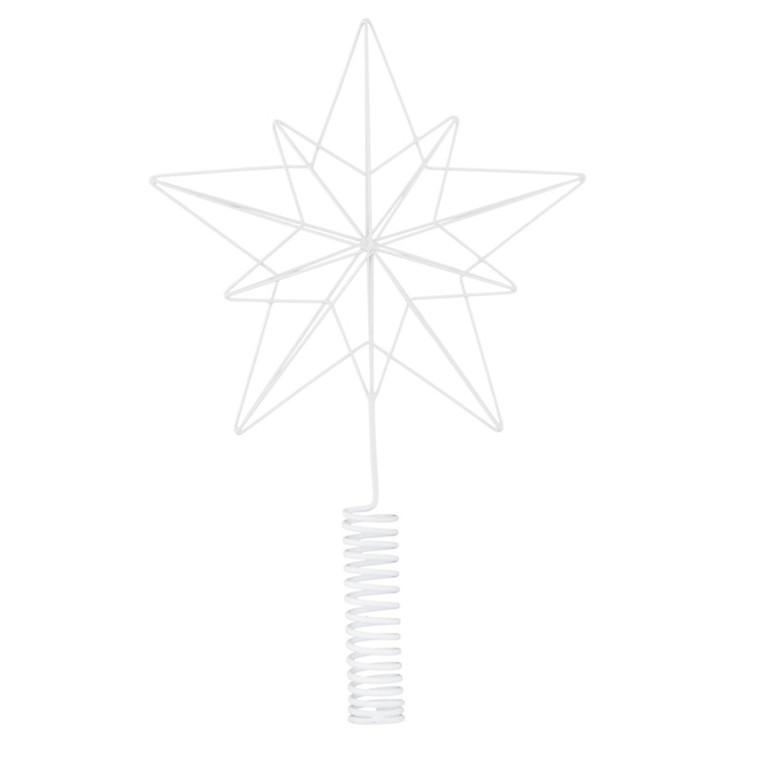 House Doctor Juletræsstjerne Wire Hvid