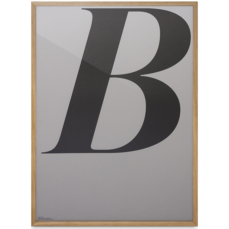 "Playtype ""B"" Plakat"