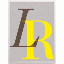 Playtype LR Plakat