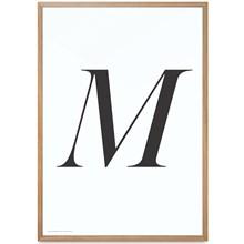 Playtype M plakat
