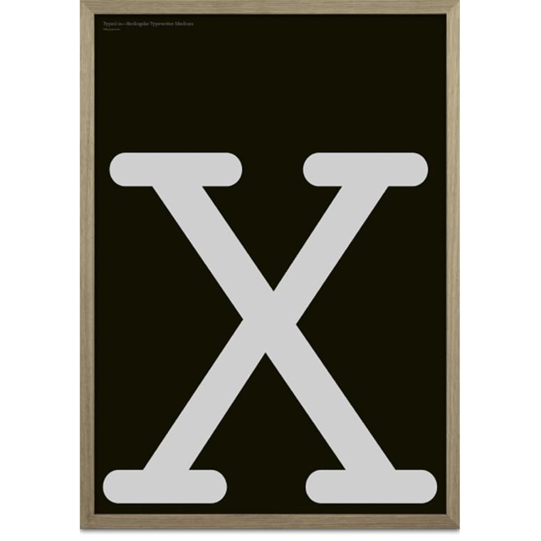 Playtype Plakat Berlingske X