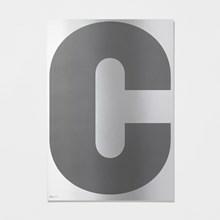 Playtype C Mirror Plakat