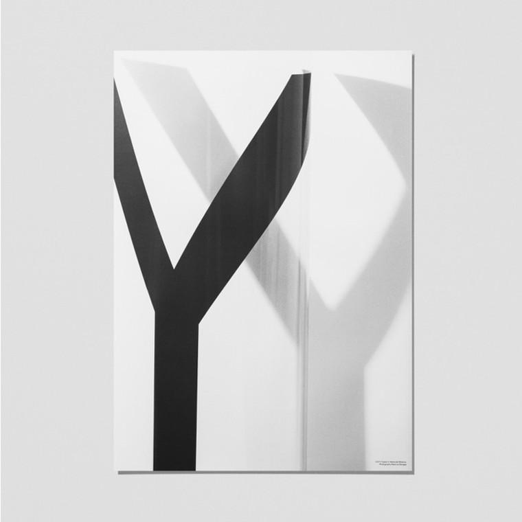 Playtype Y - SHY Plakat