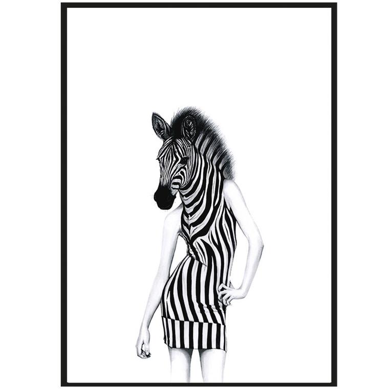 Sanna Wieslander Art Party Animal Illustration