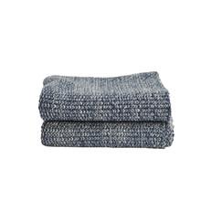 SemiBasic Køkken Håndklæde Dusty Blue