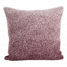 SemiBasic Pude Pixl Cushion Bordeaux 50x50 cm