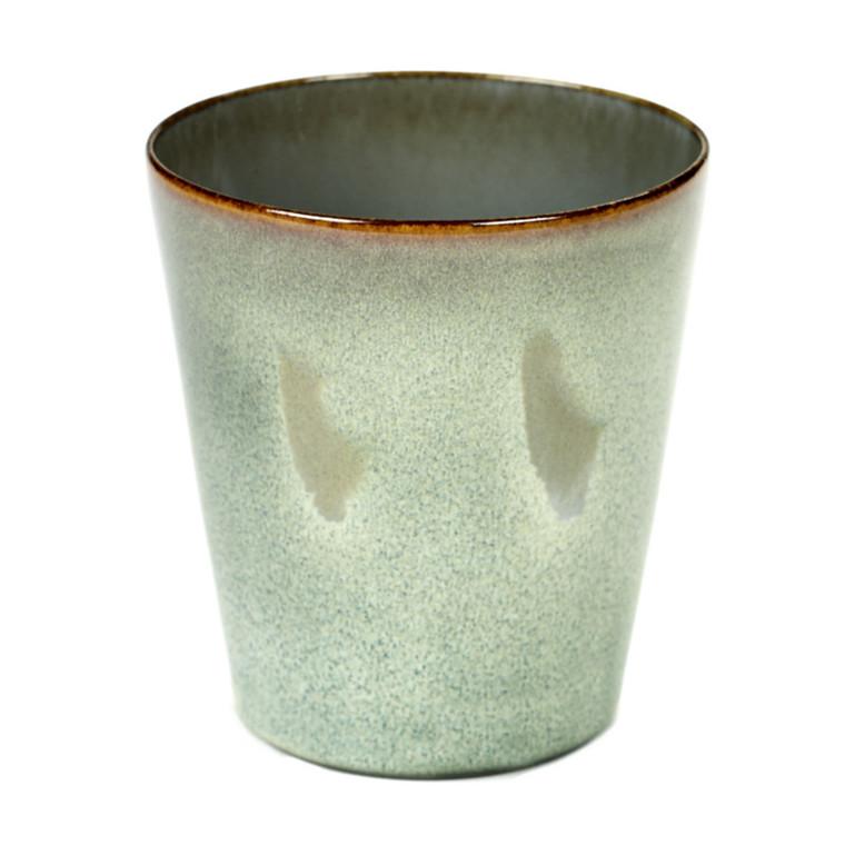Serax Goblet Conic Misty Grey Mellem
