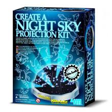 4M KidzLabs - Skab en nattehimmel