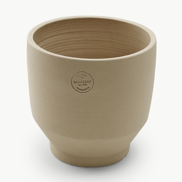 Skagerak Edge Pot Ø25, Sierra Yellow