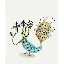 Sofie Børsting Plakat Graphic Birdy