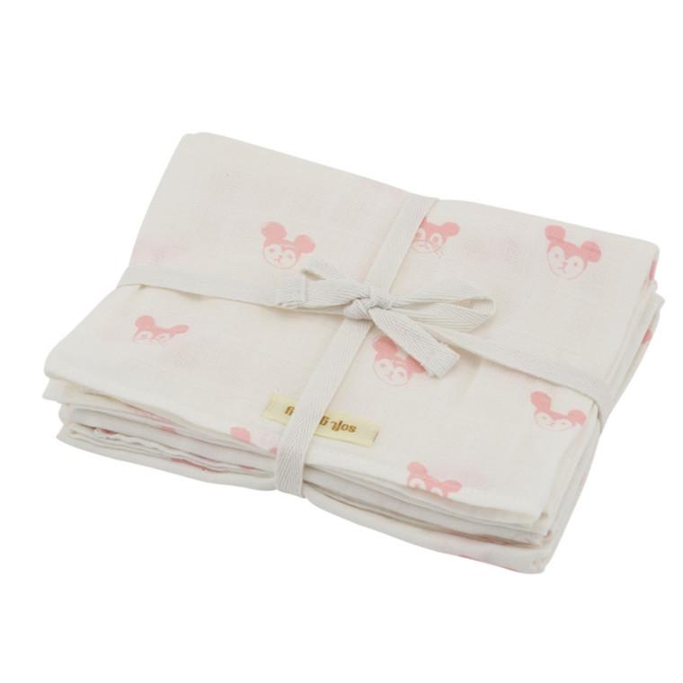 Soft Gallery Stofbleer Mini Miki Pink
