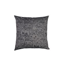 Soft Gallery BIG drizzle Pillow Grey OWL
