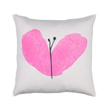 Soft Gallery Pillow Fly Heart