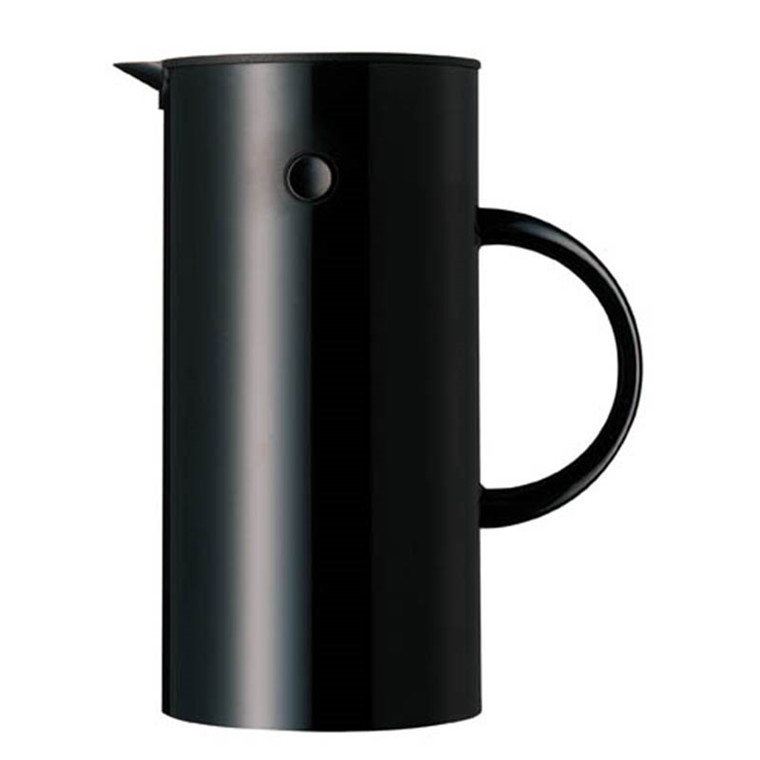 Stelton EM Press Stempelkande Blank Sort