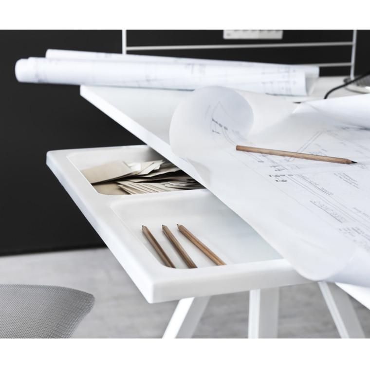 String Works Skuffeelement til Hæve-Sænke Skrivebord