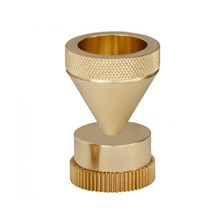 Tom Dixon Fyrfadsstage Cog Tea Light Holder Cone
