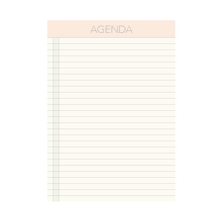 Vissevasse Notesblok A6 Agenda