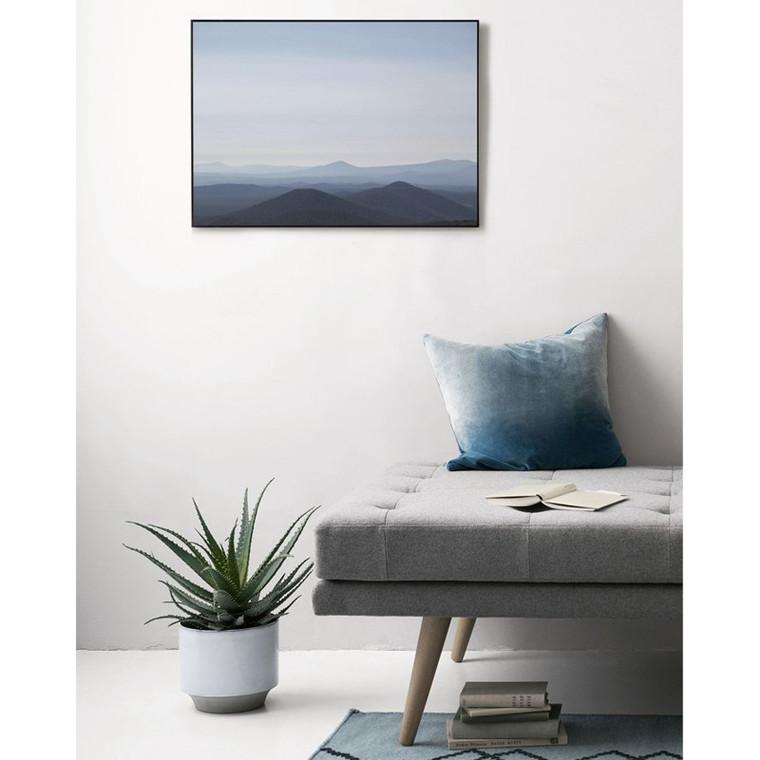 Vissevasse Plakat Blue Hour 50x70