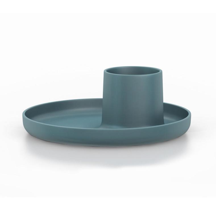 Vitra O-Tidy Bakke Havblå