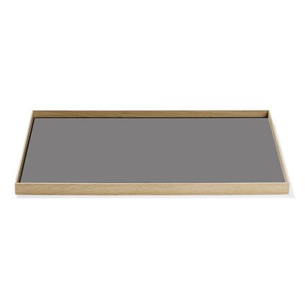 MUNK Frame Bakke Eg / Warm grey
