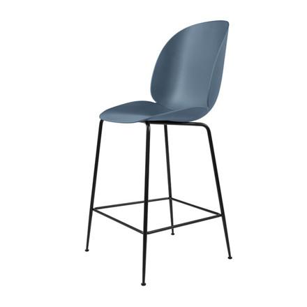 Gubi Beetle Barstol Counter Chair Sweet PinktMessing