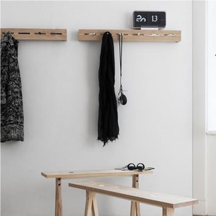 house doctor knager kke circles sort. Black Bedroom Furniture Sets. Home Design Ideas