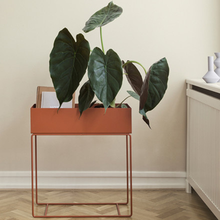 Ferm Living Plantekasse Sort