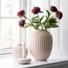 Kähler Hammershøi vase H125 Rosa