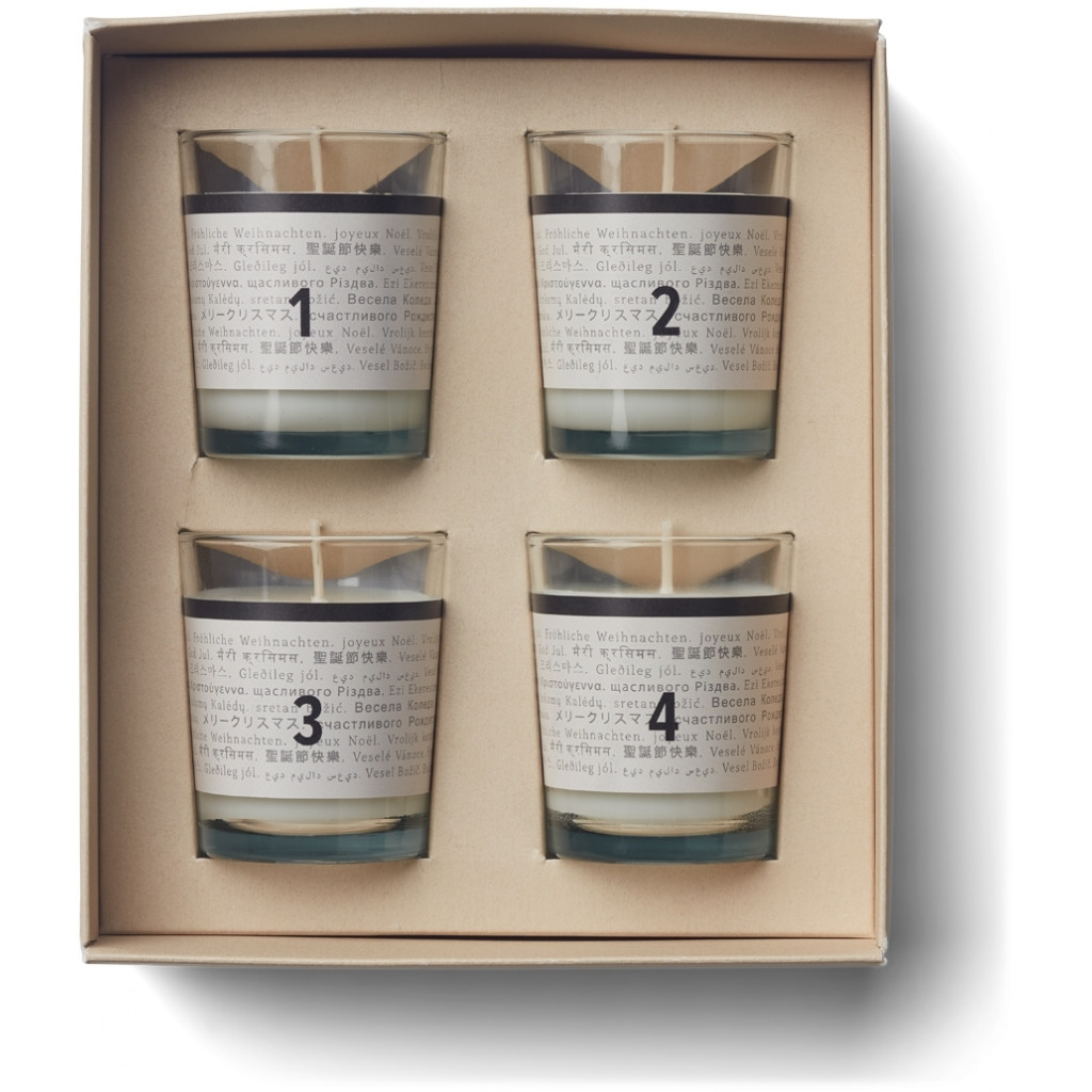 Humdakin Duftlys Scented candles Advent Calendar – 4pack
