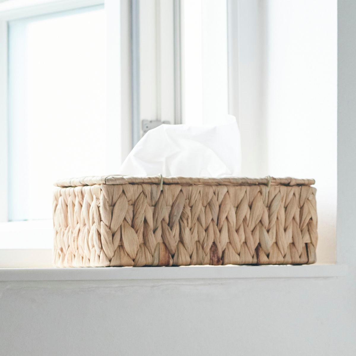 House Doctor servietholder, Clean, Natural