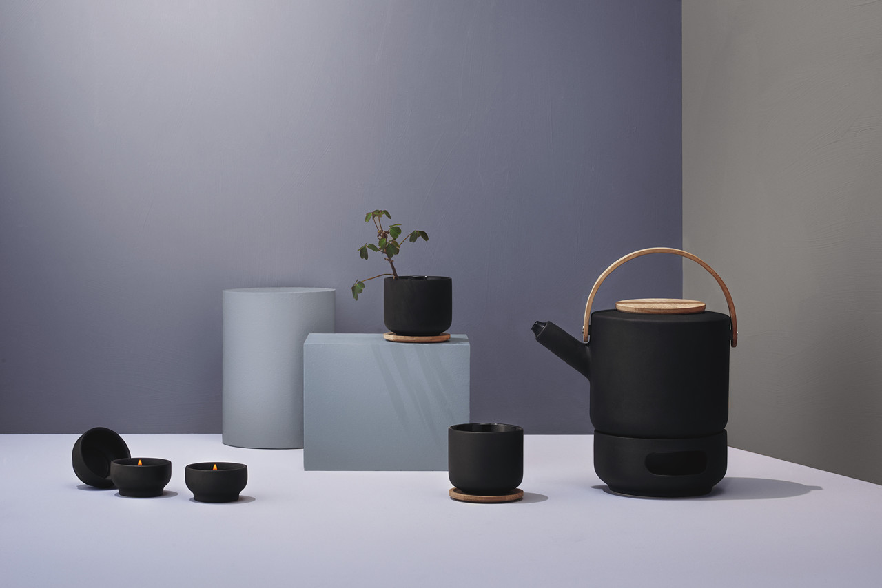 stelton theo tekande. Black Bedroom Furniture Sets. Home Design Ideas