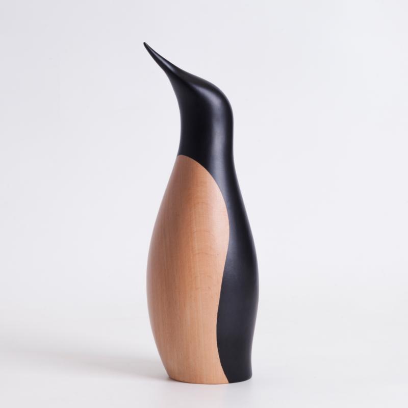 Kæmpestor Architectmade Bird træfigur / træfugl af Kristian Vedel XB65