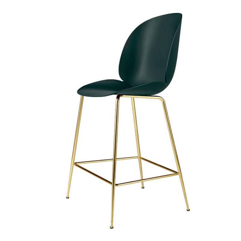 beetle barstol fra gubi. Black Bedroom Furniture Sets. Home Design Ideas