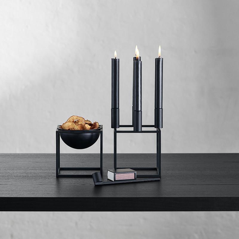 by lassen kubus sk l bruneret kobber. Black Bedroom Furniture Sets. Home Design Ideas