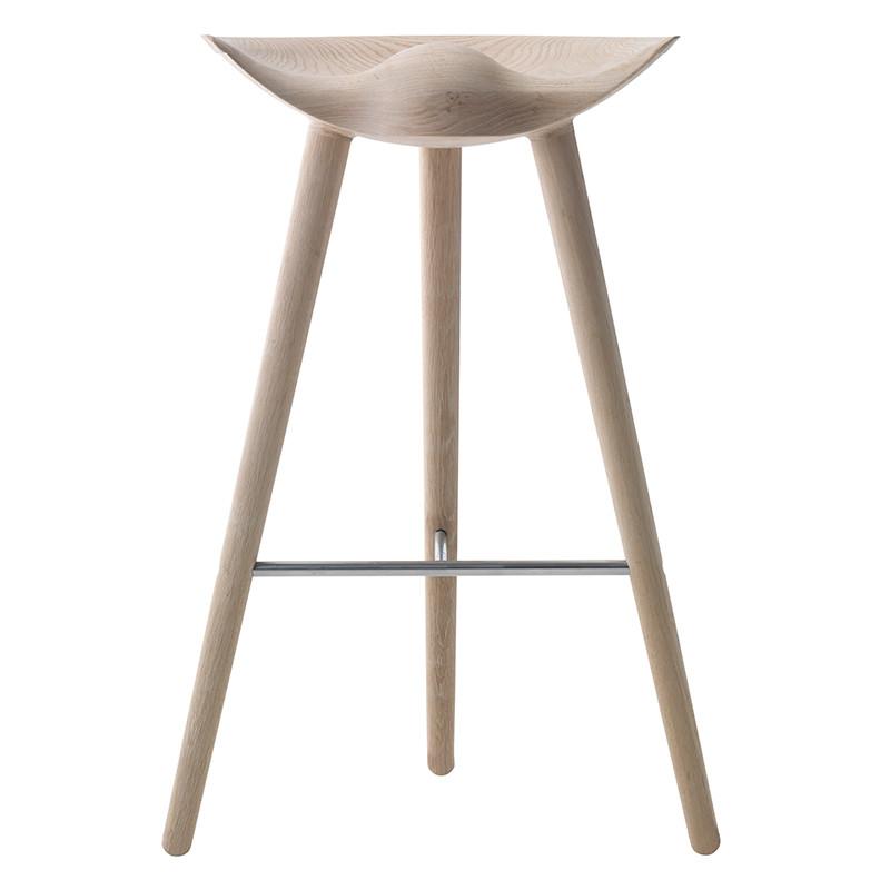 barstol by lassen ml42 eg st l. Black Bedroom Furniture Sets. Home Design Ideas