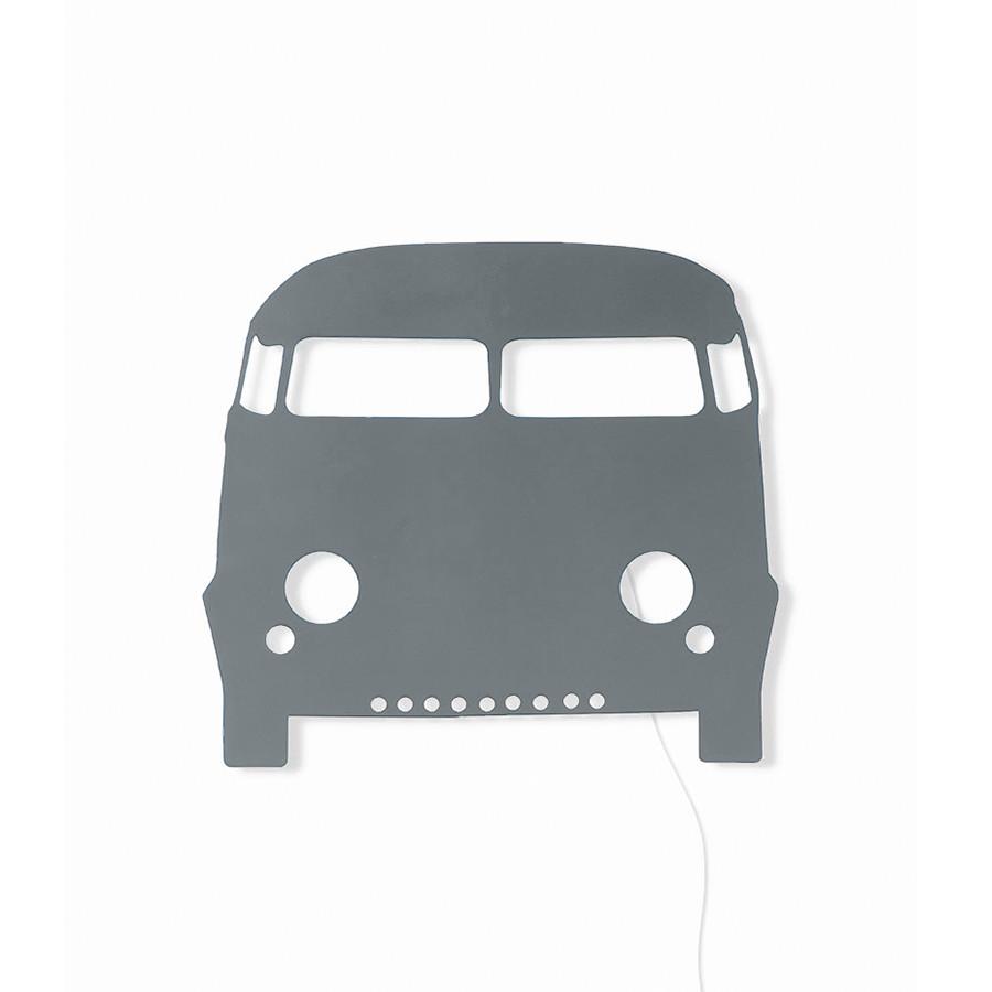 ferm living bil lampe gr car lamp dark grey. Black Bedroom Furniture Sets. Home Design Ideas
