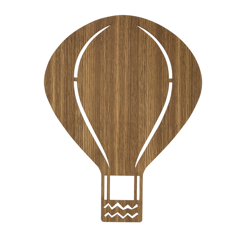 luftballon lampe fra ferm living b rnelampe i r get eg. Black Bedroom Furniture Sets. Home Design Ideas