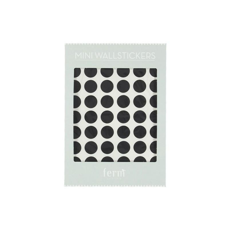 ferm living wallsticker mini dots arrow wallsticker wallstickers ferm living