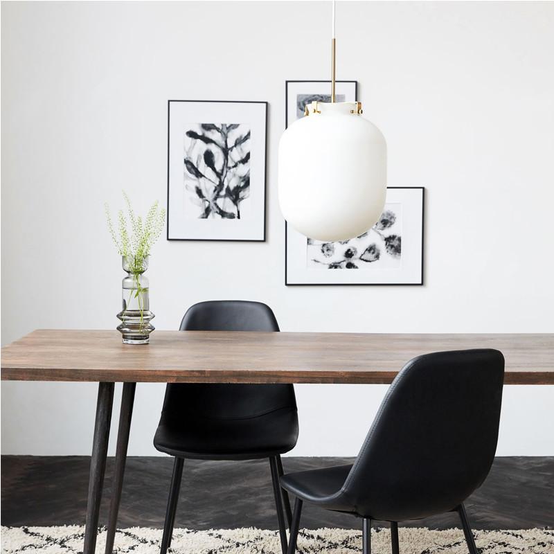 house doctor spisebord club se det store udvalg fra house doctor her. Black Bedroom Furniture Sets. Home Design Ideas