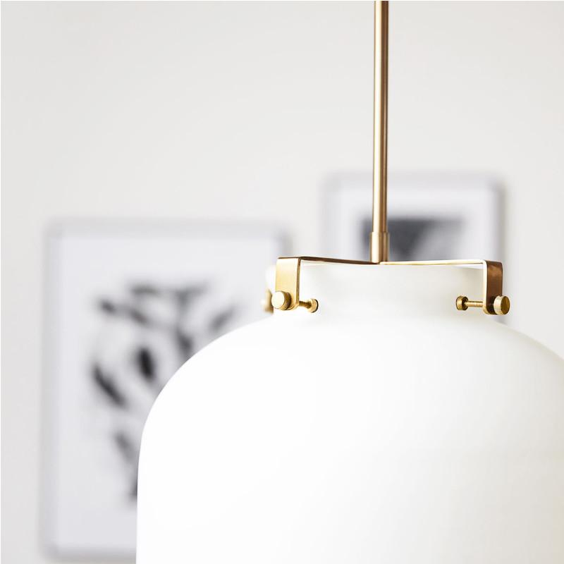 house doctor lampe ball pendel l kkert belysning til. Black Bedroom Furniture Sets. Home Design Ideas