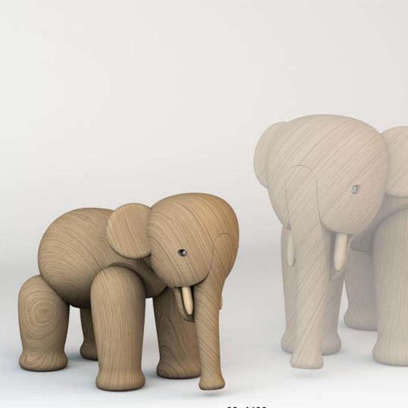 f0965f57c9cb Kay Bojesen Mini Elefant - Mindre udgave af den populære elefant
