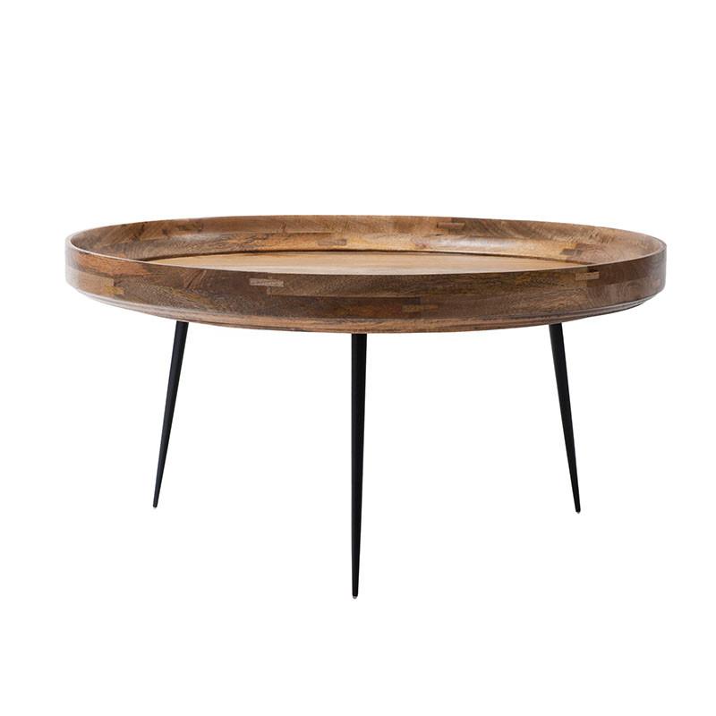mater bord Mater Bord   Bowl Table XL Natural Mangotræ mater bord