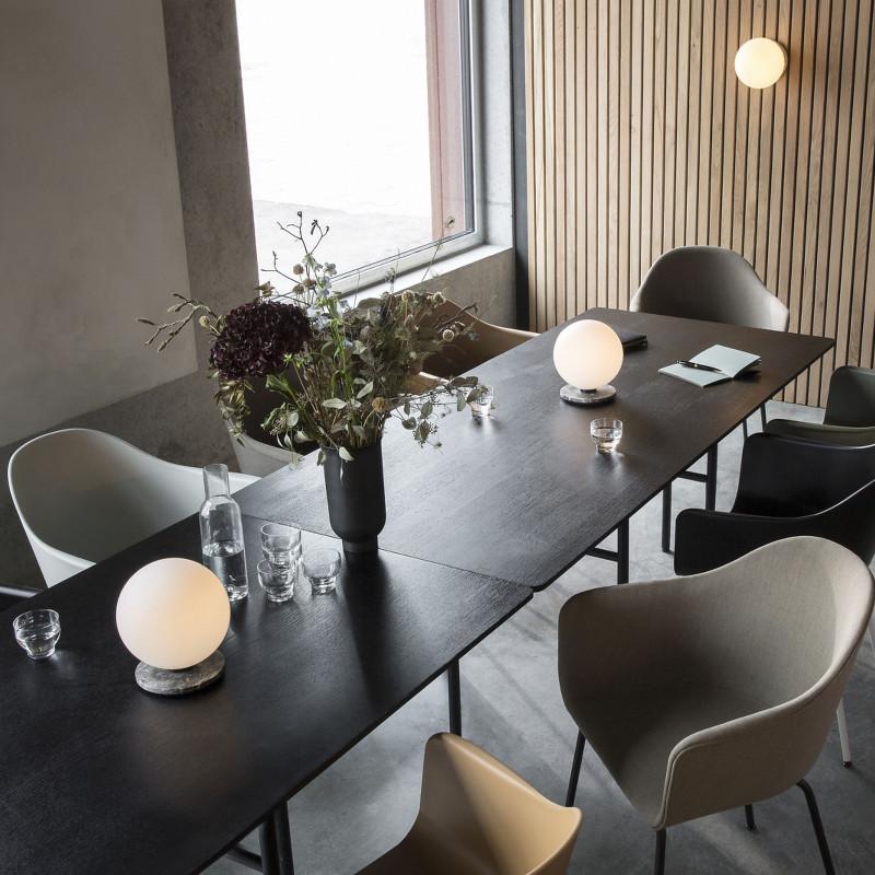 Menu Harbour Spisebordsstol LæderEg Hurtig levering