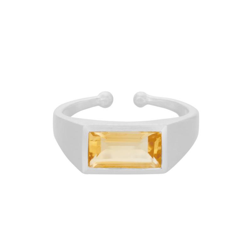 Pernille Corydon Treasure Ring Sølv (52)